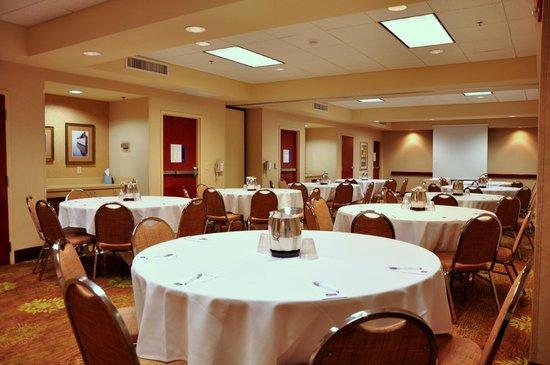 Hampton Inn & Suites West Little Rock: Petit Jean meeting room