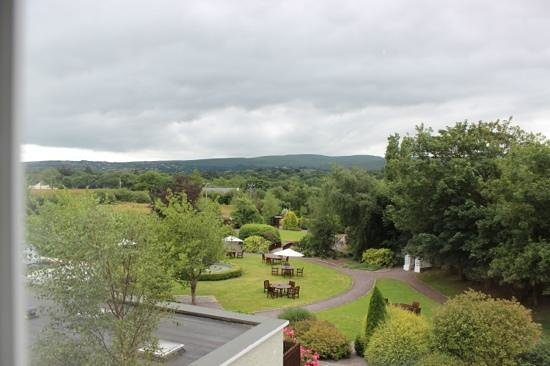Ballygarry House Hotel & Spa: View from Room 207