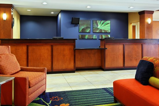 Fairfield Inn & Suites Austin North/Parmer Lane: Lobby
