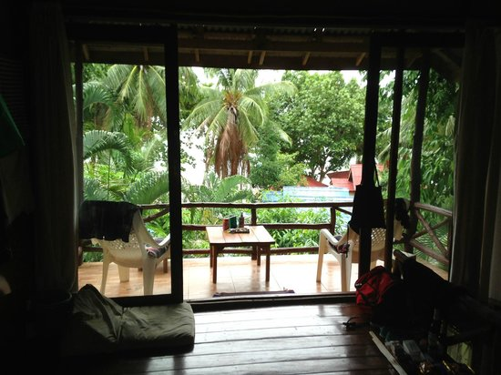 Smile Bungalow: view from bedroom