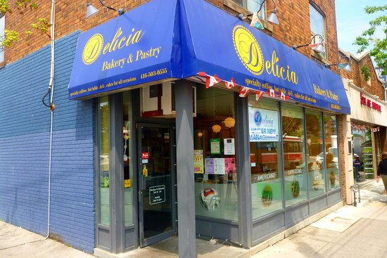 Delicia Bakery and Pastry