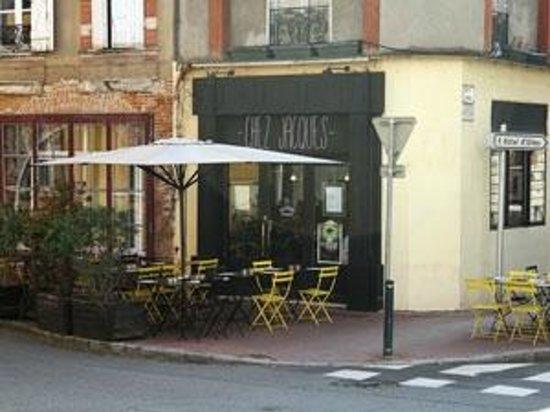 Chez Jacques : Terrasse 2