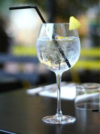 Chez Jacques : El Gin Tonic