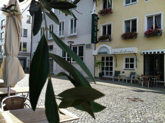 Super Trato. Hotel Am Rathaus.Ulm.