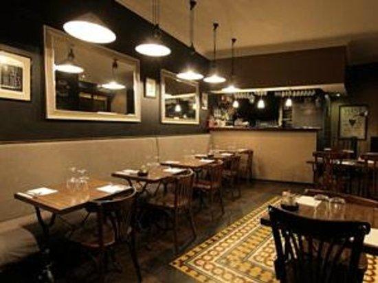 Chez Jacques : Inside