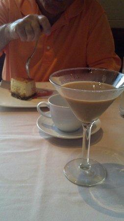 Arturo's - Bally's Atlantic City : Espresso Martini