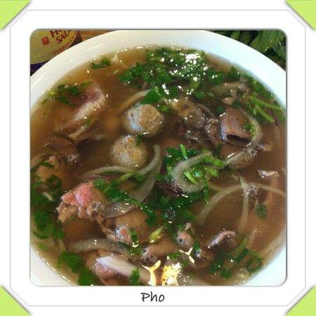 Quang Restaurant: Pho Combo