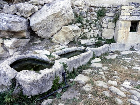 The Happy Walker Daily Walking Tours: the roman water system