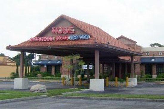 Kobe Japanese Restaurant Clearwater Fl