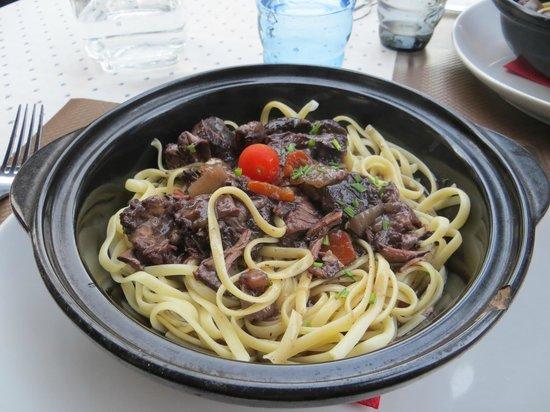 La Grange : some down-home cookin'...Daubes Provencale