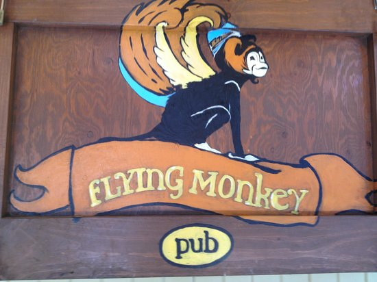 The Flying Monkey Pub