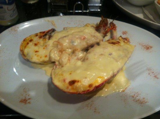 Silvano's Pizzeria & Ristorante: Lobster fantastic