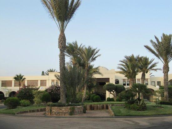 SENTIDO Djerba Beach: entrée de l hotel