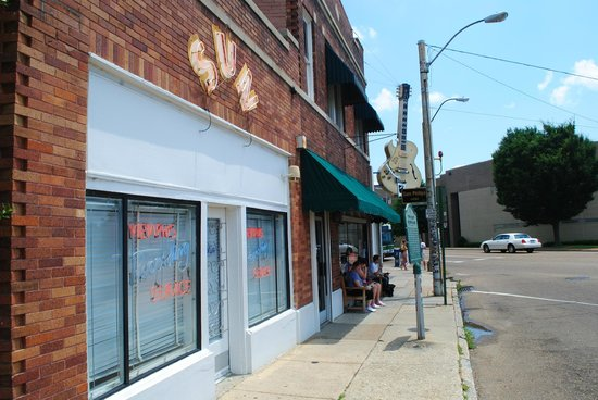 Backbeat Tours : Sun Studio