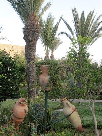 SENTIDO Djerba Beach: jardin