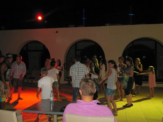 SENTIDO Djerba Beach: Beach Party!!!Extra