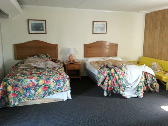 Oceanana Family Motel Larger Newer Room Slept In