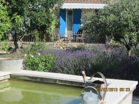 Le Clos des Lavandes : dal giardino