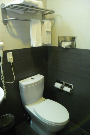 Comfort Inn Manhattan Bridge: IL BAGNO
