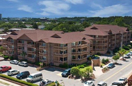 Caribbean Resort And Villas Chelsea Building