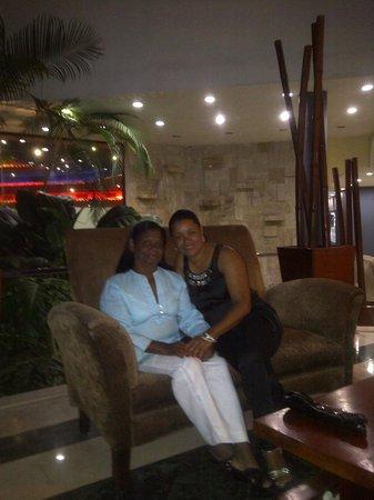 Hodelpa Gran Almirante Hotel & Casino: Lobby
