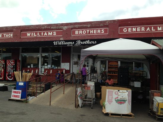 Philadelphia, MS: William's Brother's Exterior