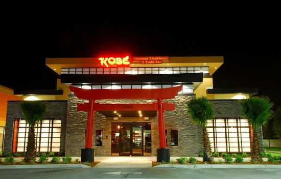Kobe Anese Steakhouse Sushi Bar