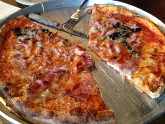 Phillippe French Pizza: Nice Pizza