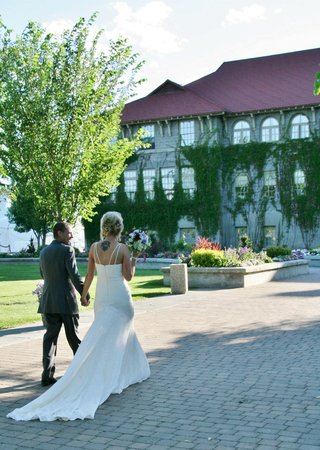 St. Eugene Golf Resort & Casino : Loved this place so much we got married there!