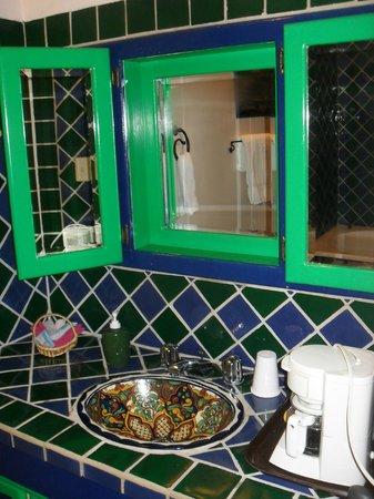 La Dona Luz Inn, An Historic Bed & Breakfast: Bathroom