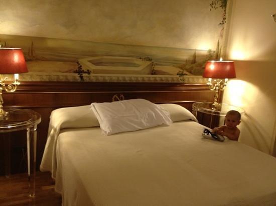 Hotel Fortino Napoleonico : camera