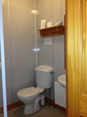 Alder Lodge Guest House: Bathroom Room 6