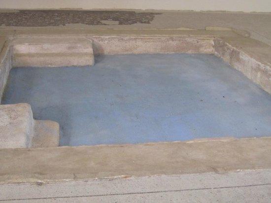 Musée de site Villa-Loupian : On était propre et bien équipé