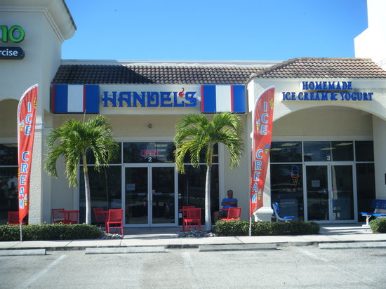 Handel's Homemade Ice Cream: Bonita Springs Handel's :)