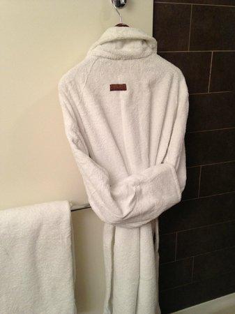 The James Chicago-Magnificent Mile: Bath Robe