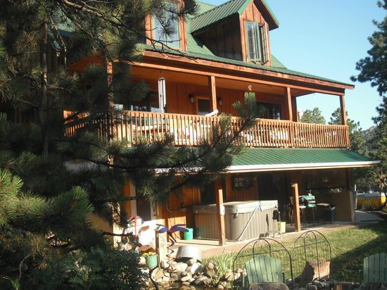 Little Elk Meadows Lodge