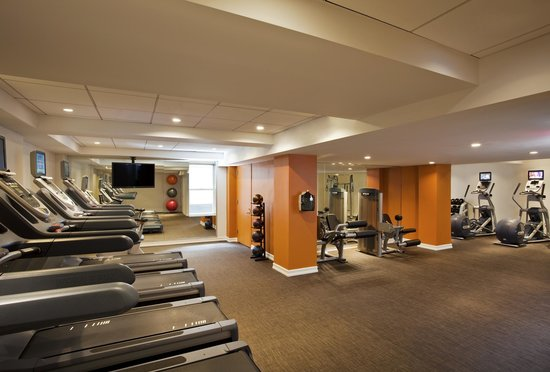 The Lexington New York City, Autograph Collection: 24 Hour Fitness Center; newly renovated