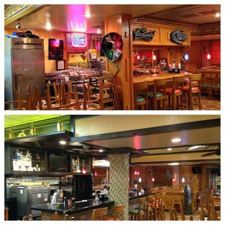 Powder Springs, Géorgie : The New Bar: After & Before