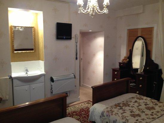 West End Hotel: Captain Richan's Suite