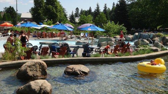 Park Wodny Mont Saint-Sauveur