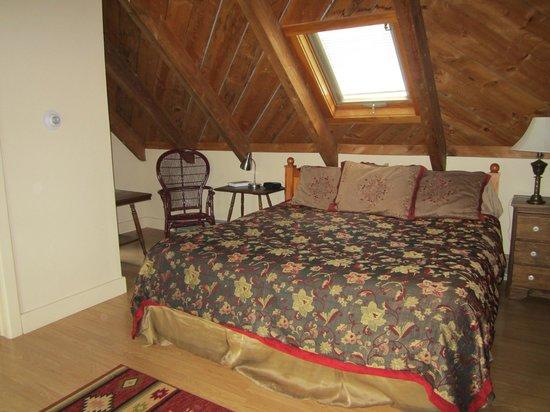 Red Elephant Inn Bed & Breakfast: Las Vegas Room