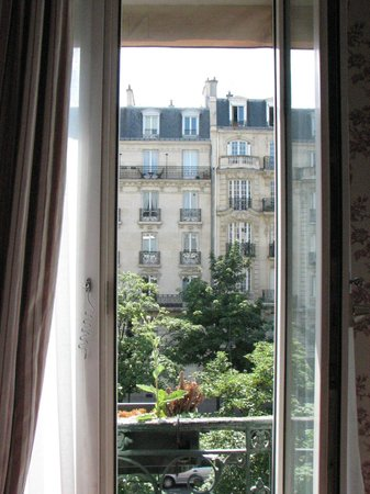 Nouvel Hotel: From the double room 3rd floor