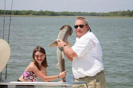 Captains Source Tours: Family Friendly Fishing