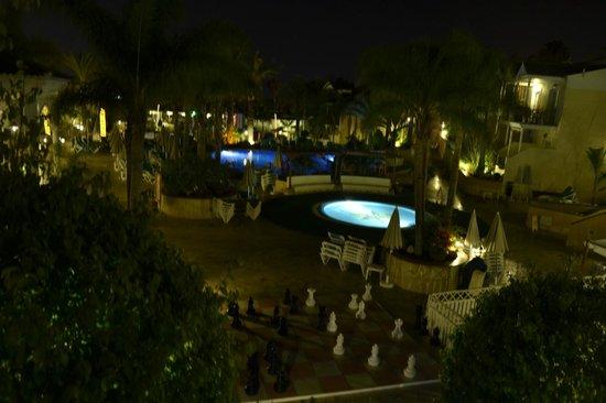 Gran Oasis Resort: vista des de el balcón de la suit