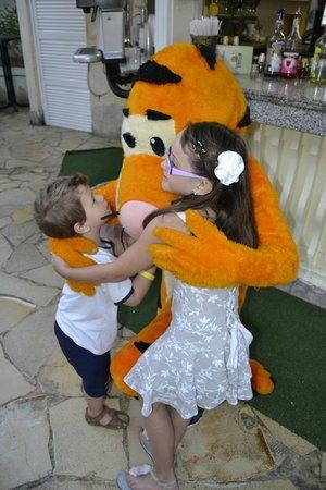 Gran Oasis Resort: mucho entretenimiento para los niños