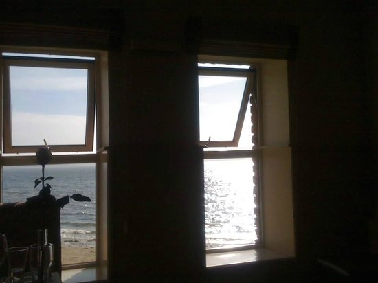 Beach House: Beautiful views.