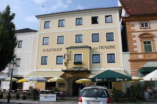 Gasthof Zur Traube: Facciata