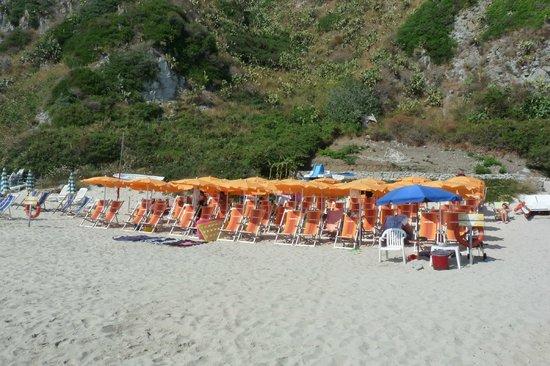 Costa Real Tropea: SPIAGGIA