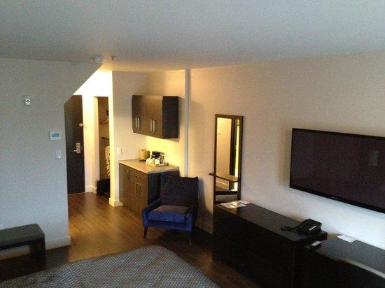 Hotel De La Borealie: Chambre supérieure, 4e étage