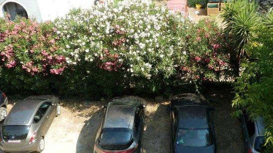 Primavera: parcheggio auto